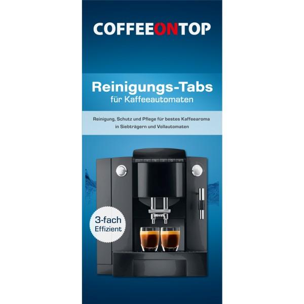 Coffeeontop Reinigungs-Tabs 10 Stk.