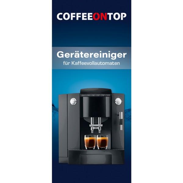 COFFEEONTOP Gerätereiniger